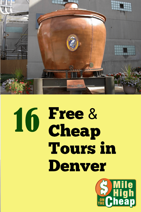 16 free cheap tours in denver mile high on the cheap. Black Bedroom Furniture Sets. Home Design Ideas