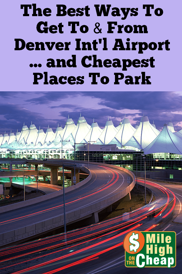 The Parking Spot has Denver Airport long-term parking and short-term parking covered. Reserve a space at The Parking Spot lot on East 56th Avenue, catch the shuttle, and hop on your flight. Eliminate the stress of finding convenient long-term parking at Denver Airport with The Parking Spot.