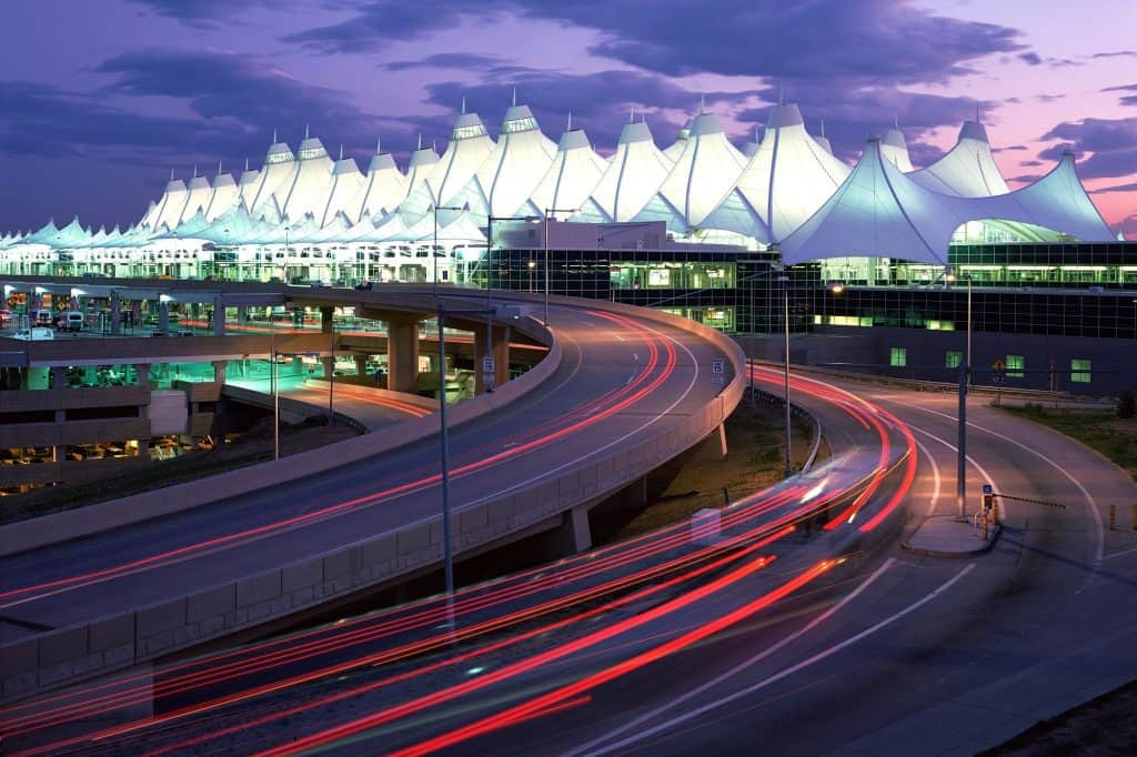 Denver Airport Transportation Amp Parking Options Mile
