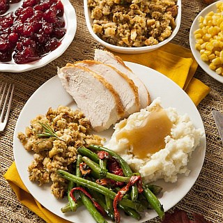 Here's where to dine out on Thanksgiving