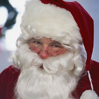 Where you'll find Santa Claus all across town