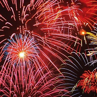4th of July festivals, fireworks and parades