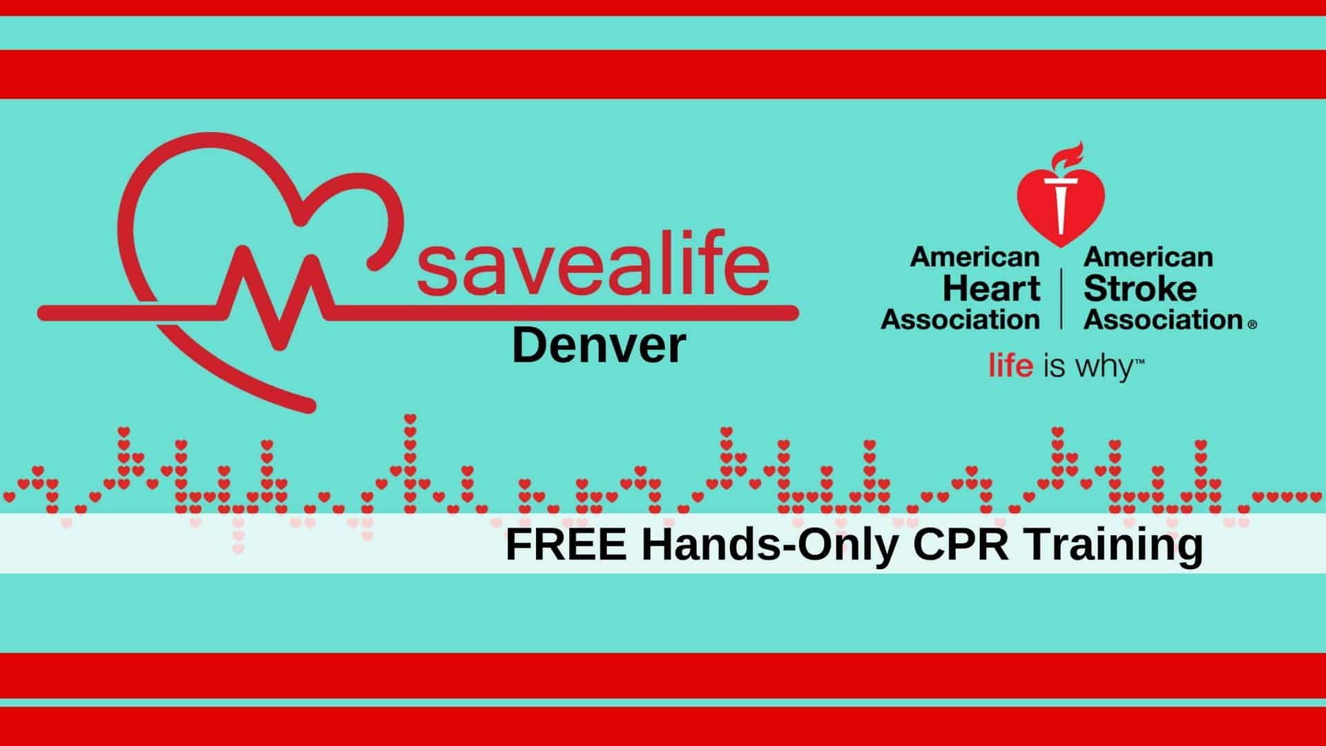 Important learn how to save a life free hands only cpr training participants will take home the ahas cpr anytime kit and even better the important skills that could help you save a life 1betcityfo Choice Image
