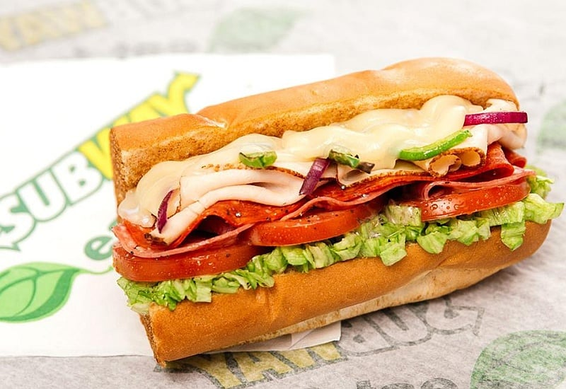 Subway S Sub Of The Day Special For 3 99 Mile High On The Cheap