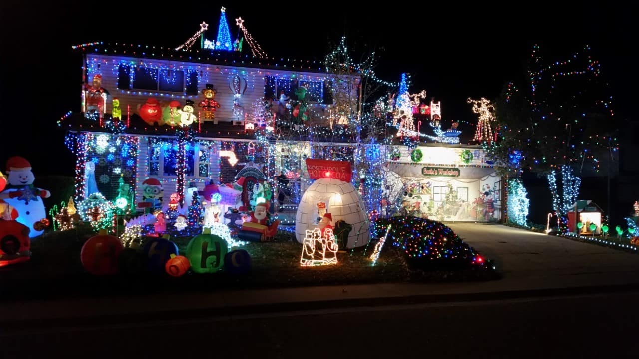 Christmas Inflatables Cheap