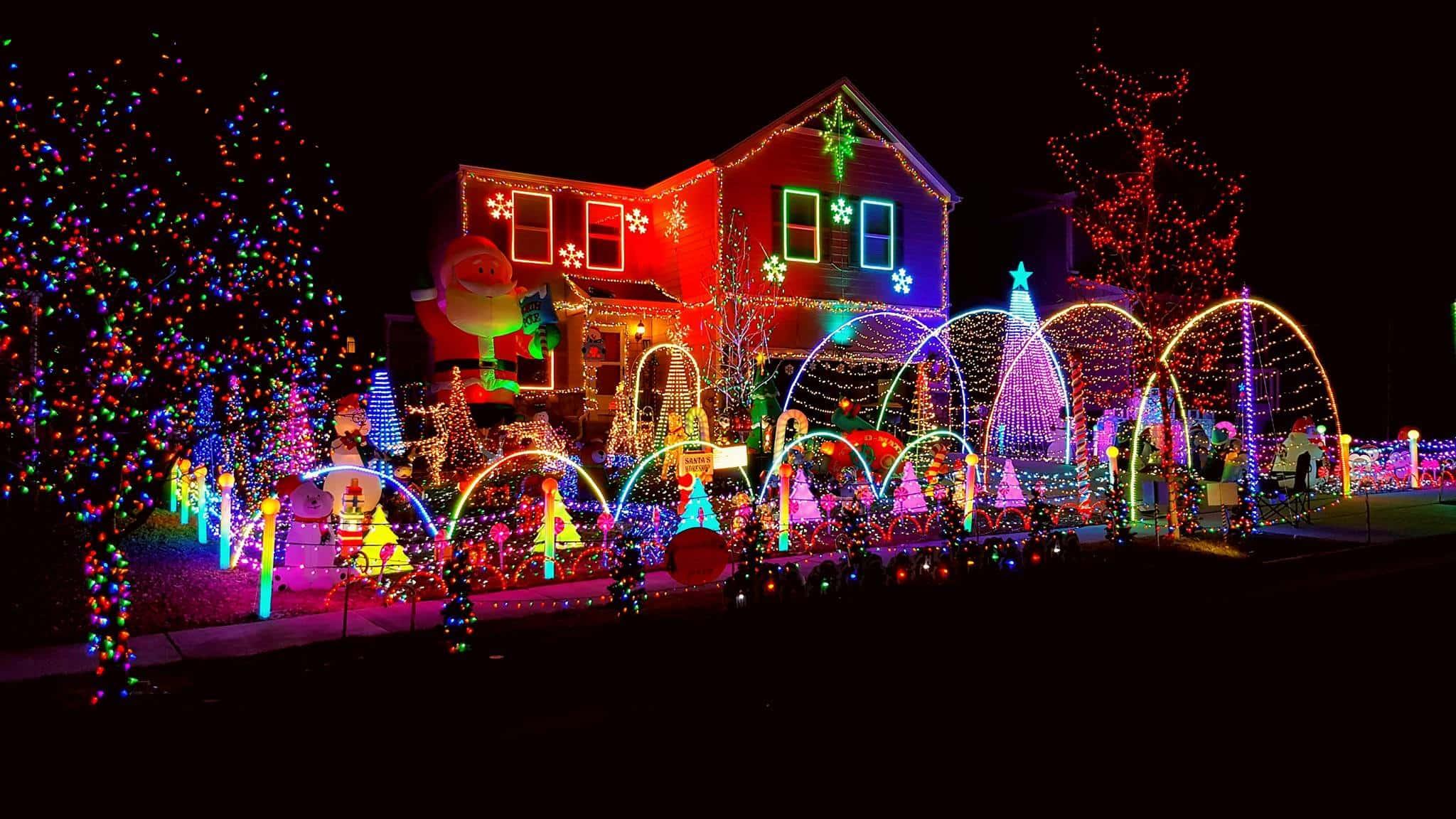 Onstott Christmas Extravaganza