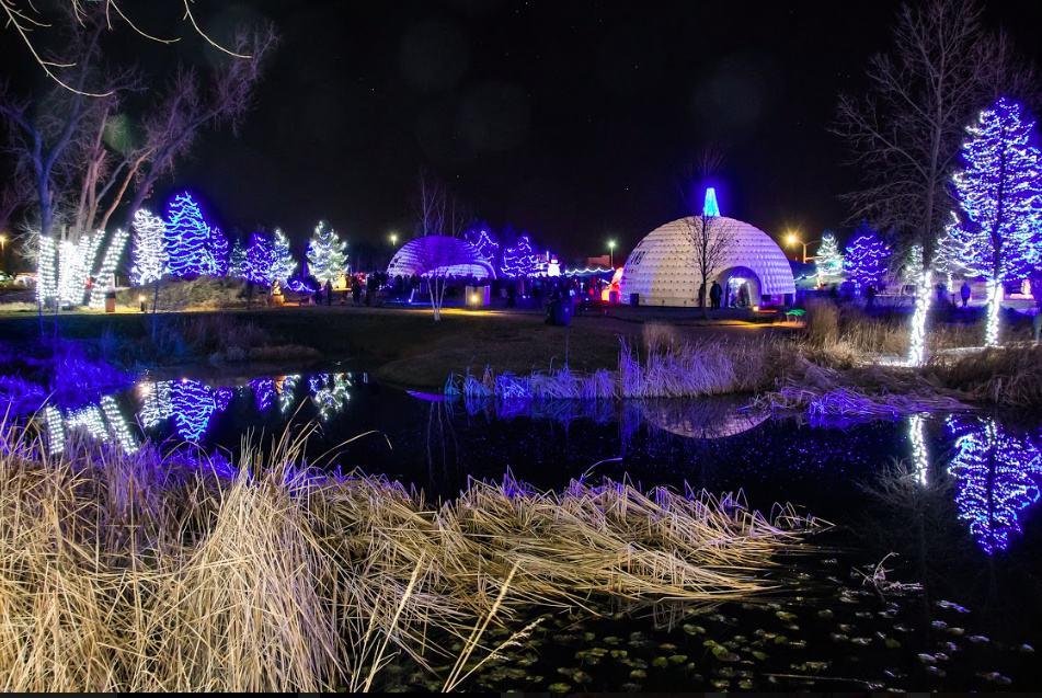 loveland winter wonderlights - Best Christmas Lights Denver