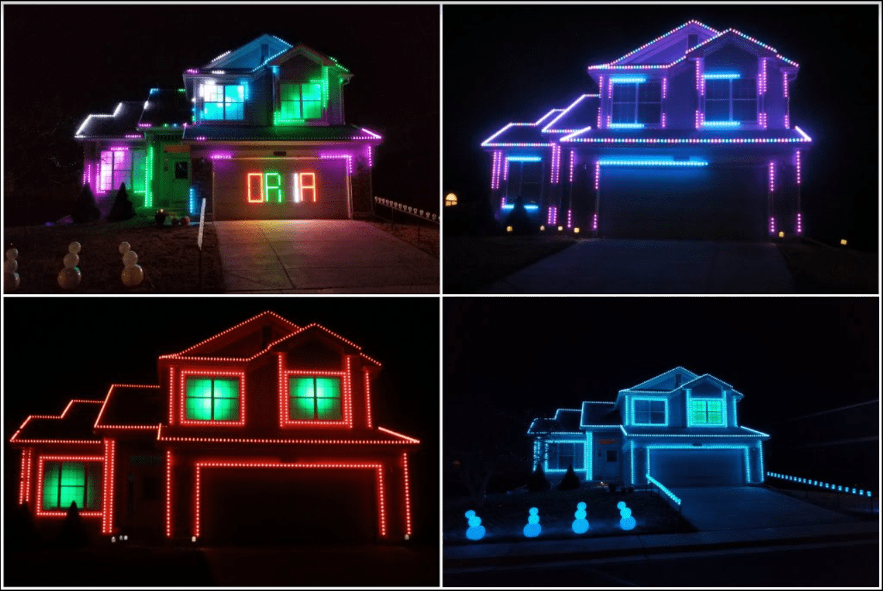 most spectacular christmas light displays in the denver area mile high on the cheap - Best Christmas Lights Denver