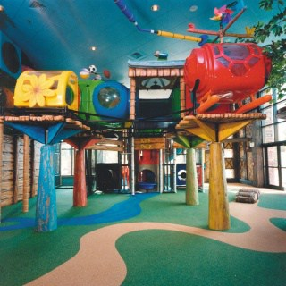 A handy list of indoor play areas for kids around town