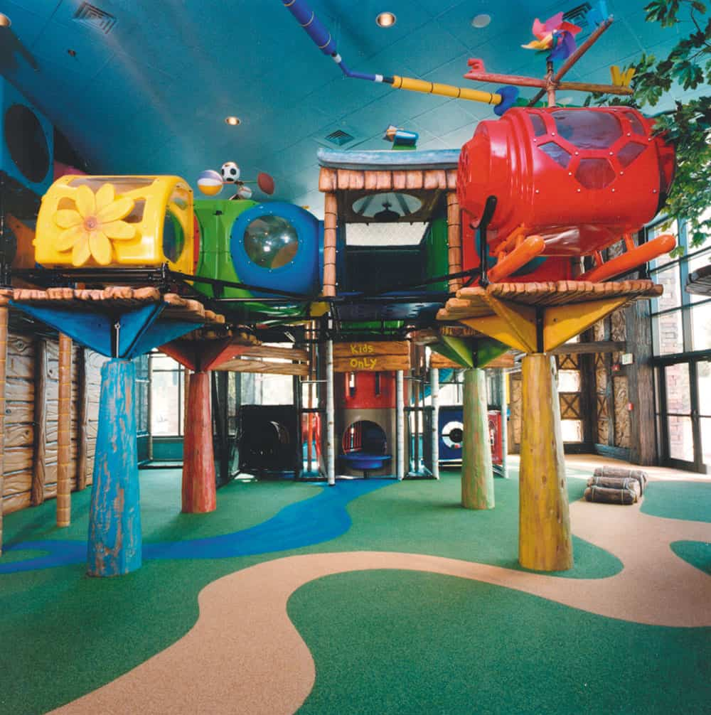 Indoor Play Areas For Kids Around Denver