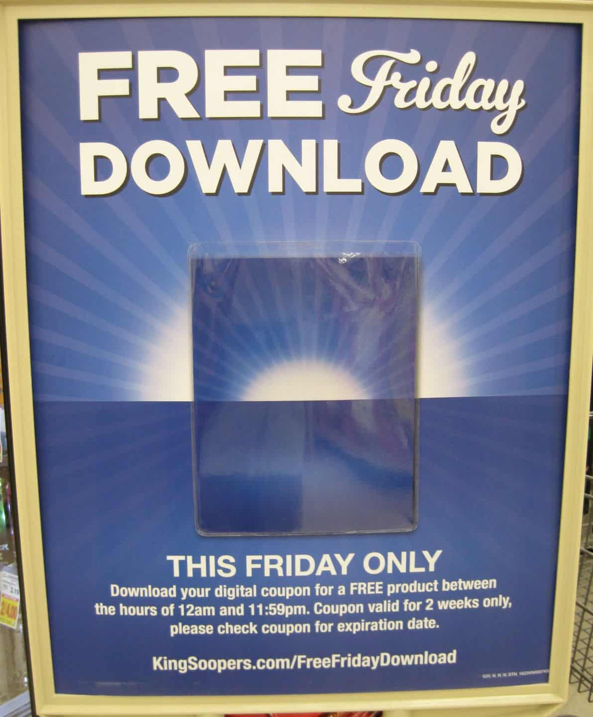 what happened to free friday download