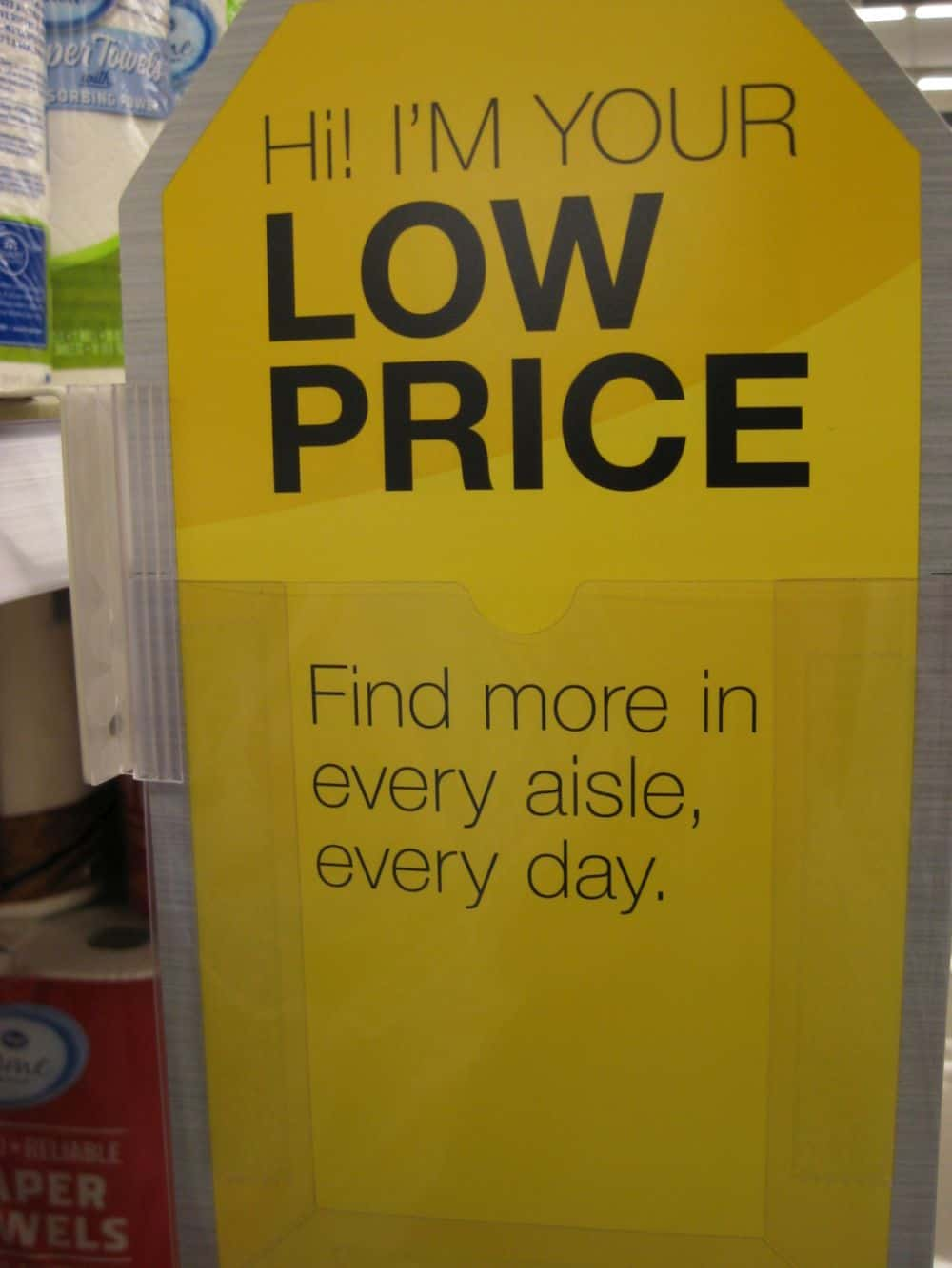 King Soopers LowPrice - Mile High on the Cheap