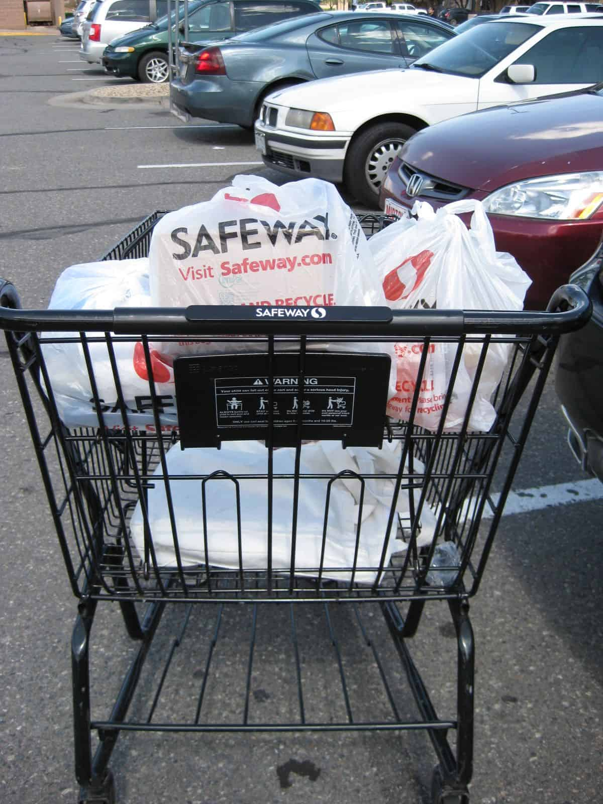 Safeway Get 5 Lb Of Potatoes And 1 Lb Butter For Just 25 Each Mile High On The Cheap