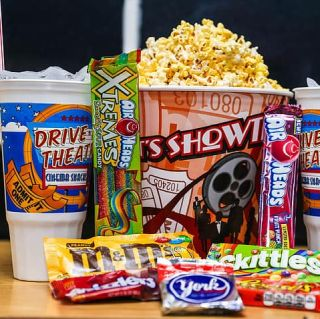 Here's where to find drive in movie theaters