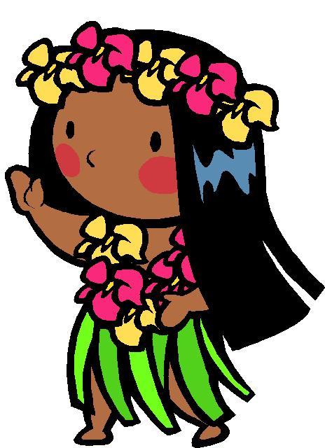 funny hawaiian clip art - photo #29