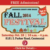 Arapahoe Fall Festival 2014